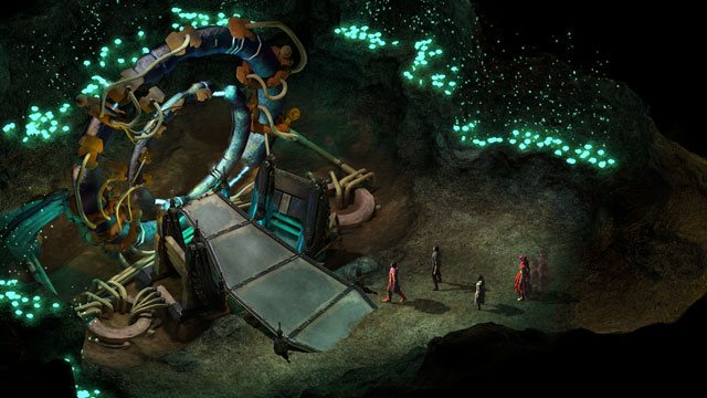 End Fathom - Torment: Tides of Numenera