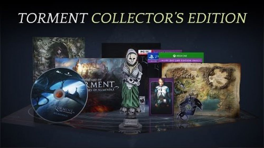 Torment: Tides of Numenera - Collectors Edition Trailer