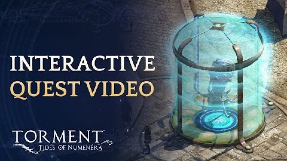 Torment: Tides of Numenera - Interactive Quest Video with Colin McComb