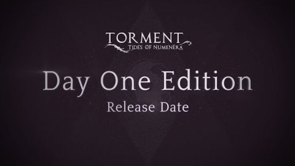 Torment: Tides of Numenera - Release Date + Day One Edition